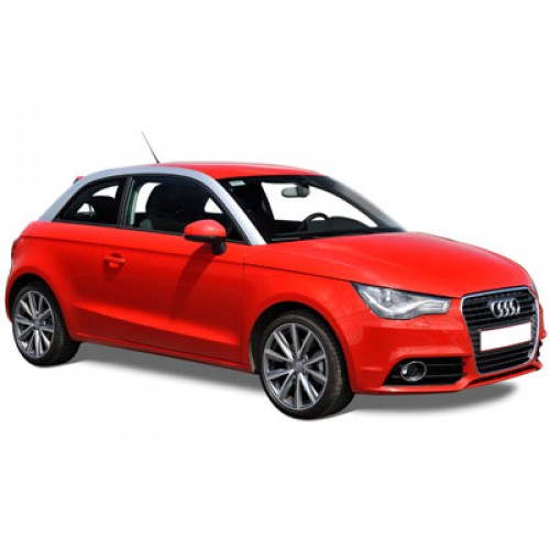 audi a1 1 6 tdi 90 cv ambition 3porte autonoleggio a lungo termine. Black Bedroom Furniture Sets. Home Design Ideas