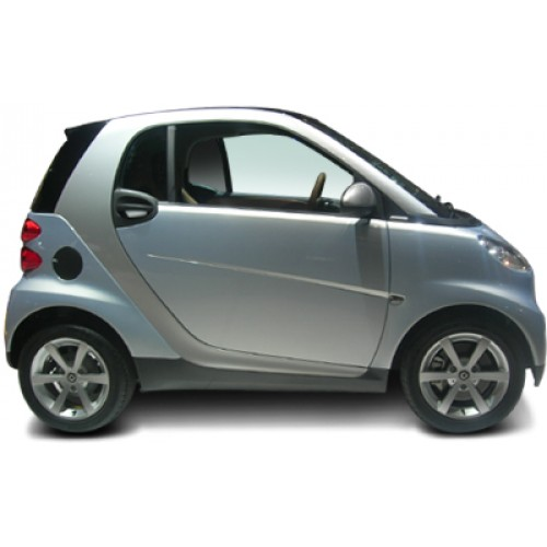 Smart Fortwo Coupè 1.0 71 CV MHD Passion Autonoleggio A